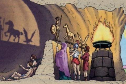 Mito de la caverna de Platón: explicación de esta alegoría