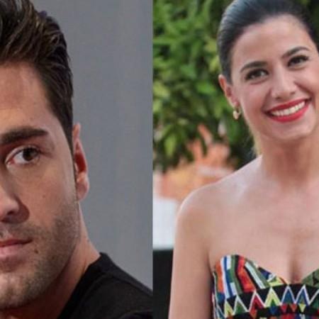 Ares Teixidó ha sido relacionada con los concursantes de 'OT1' Bustamante y Casademunt