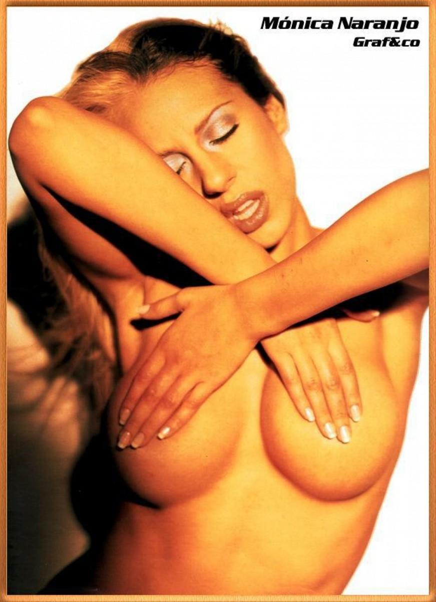 Desnudo integral de Mónica Naranjo