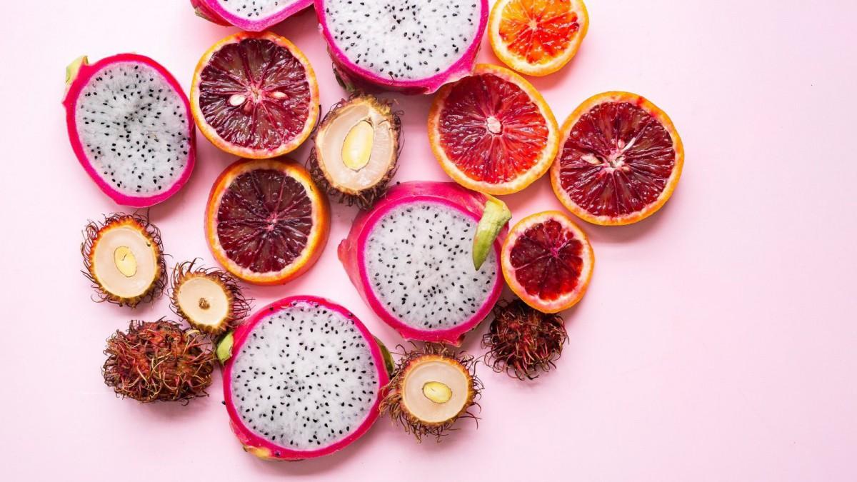 Fruta con moderación, y poco dulce.