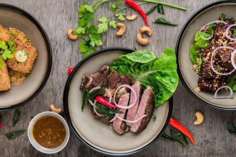 La dieta propone reducir el número de comidas a solo 2 o 3 por día.