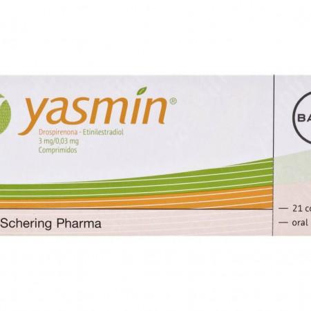 Yasmin (pastillas anticonceptivas): eficacia y dosis para prevenir el embarazo