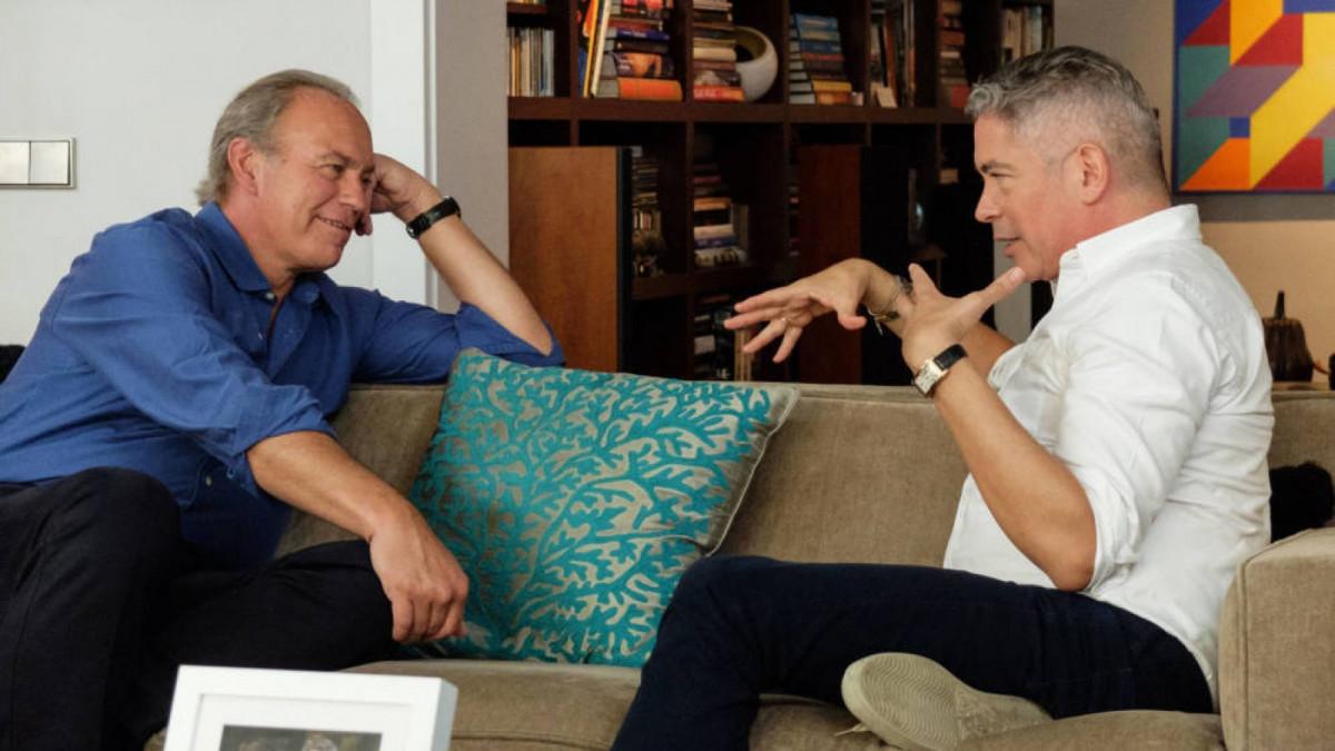 Bertín y Boris en 'Mi casa es la tuya'