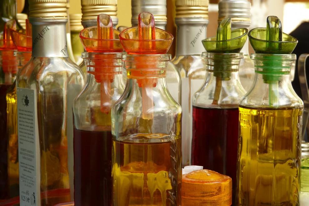 Los 6 tipos de vinagre (y sus características)