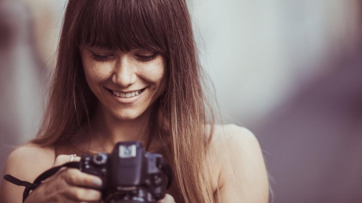 Revisar antiguas fotos te ayudará a no repetir errores.