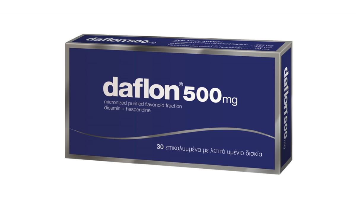 Daflon 500 Mg Para Qué Sirve Este Fármaco Y Efectos Secundarios