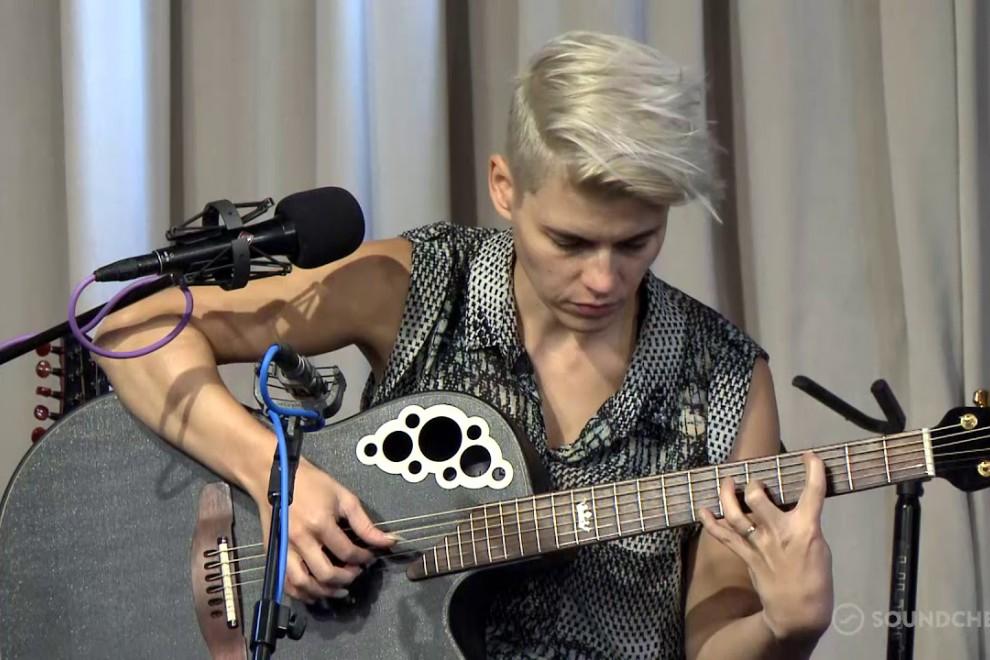 Mejores mujeres guitarristas