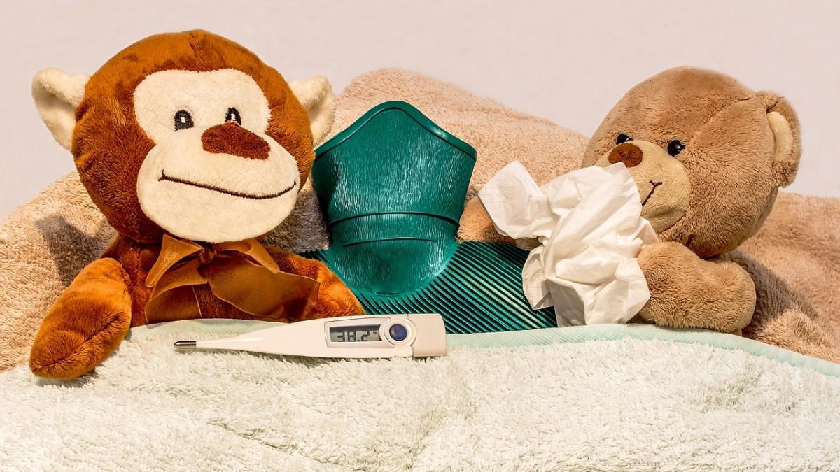 Qué hacer si tienes fiebre