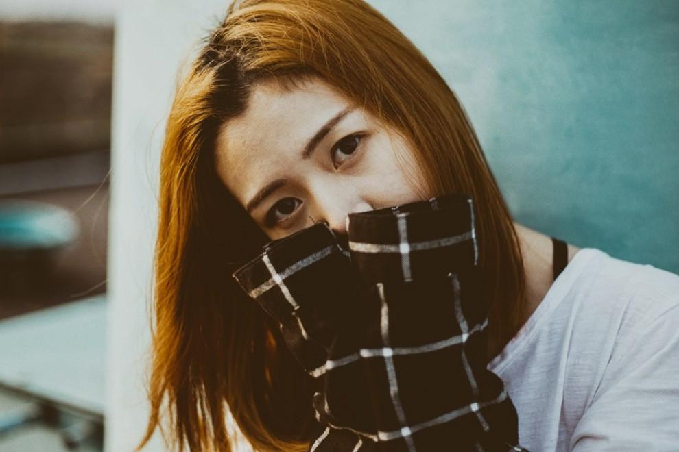 Vello facial en mujeres