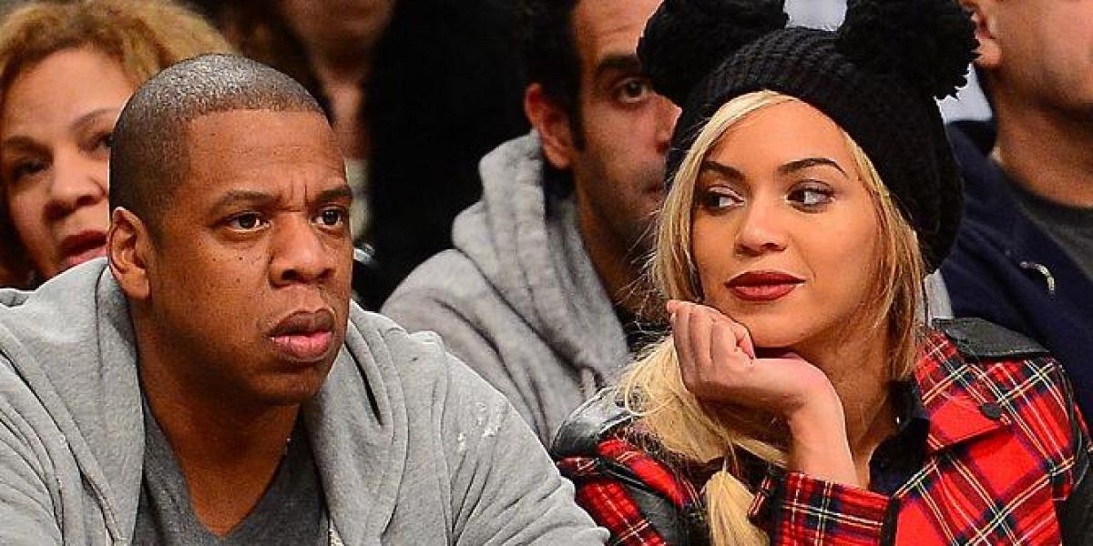 Beyoncé y Jay-Z