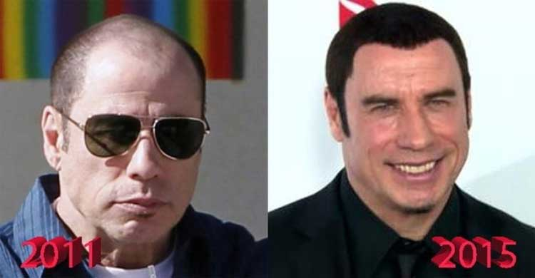 John Travolta pelo