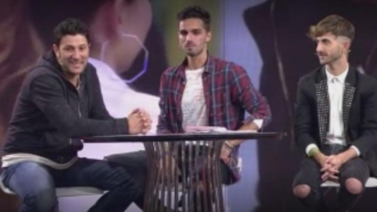Miguel, Cristian F. y Dani, expulsados de 'GH Revolution'.