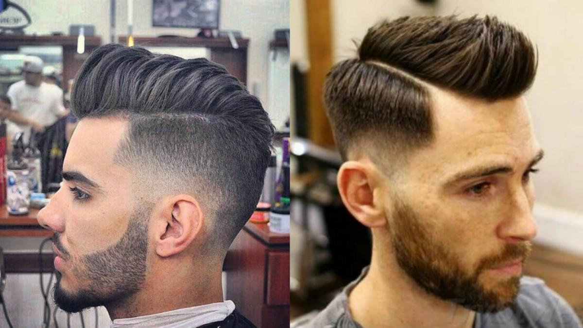 El peinado Pompadour es otra de las tendencias con más detractoras que amantes.