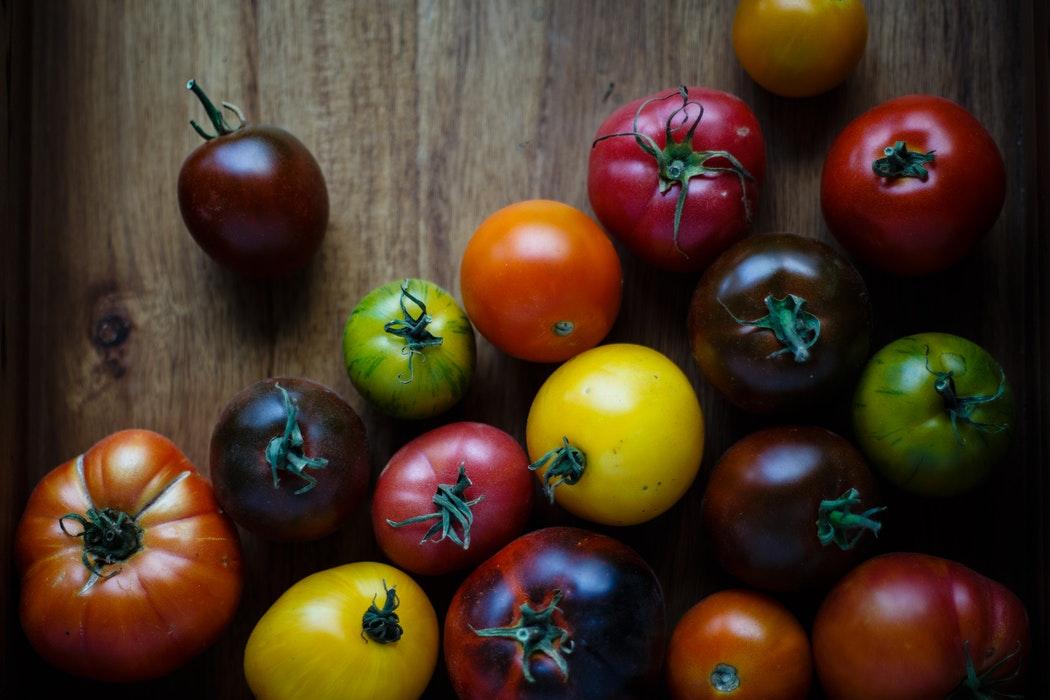 Tomates mesa