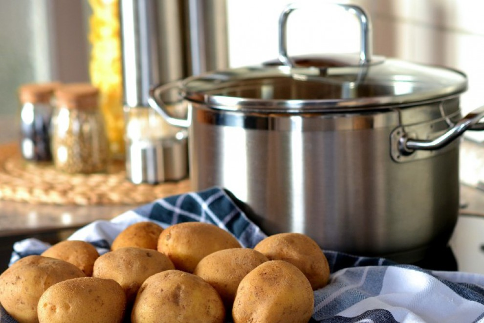 Beneficios de la patata
