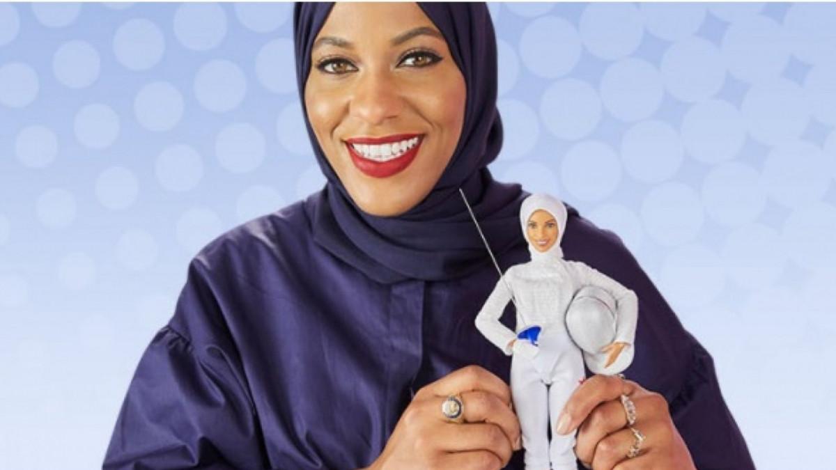 La nueva Barbie de la colección Sheroes.