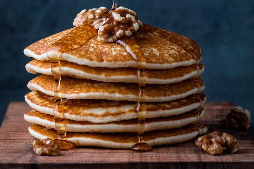 Cómo hacer tortitas americanas