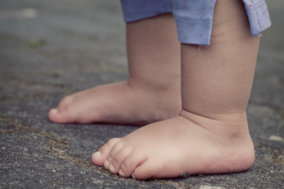 Los 5 tipos de pie