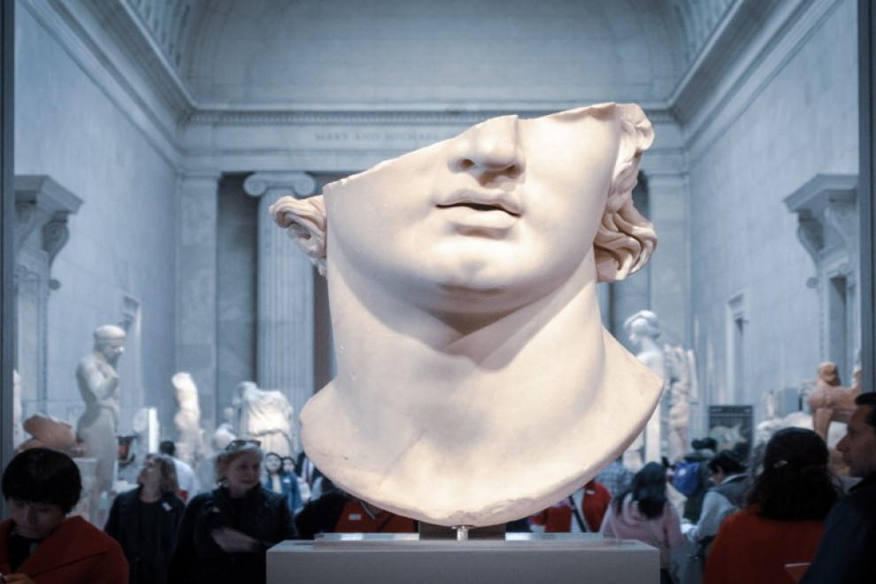 Diferencias entre mujer griega y romana