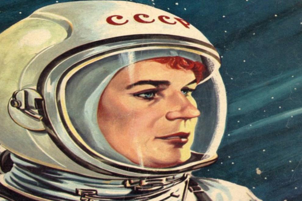 Mujeres que viajaron al espacio