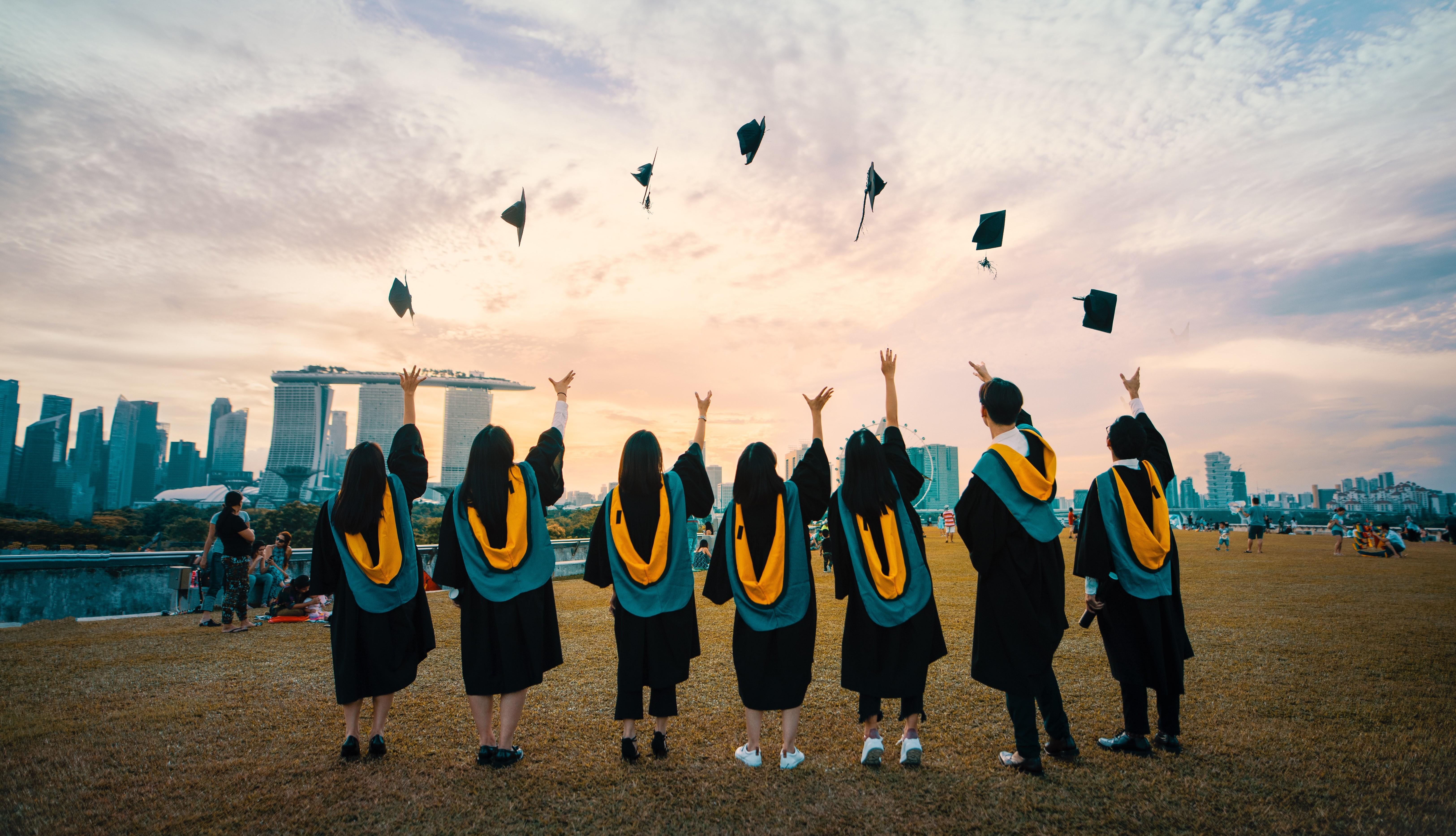 Carreras universitarias más populares entre las mujeres
