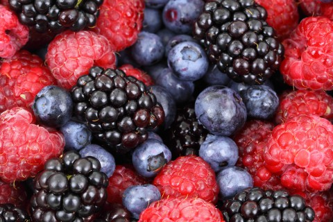 Frutas ligeras bajas en carbohidratos