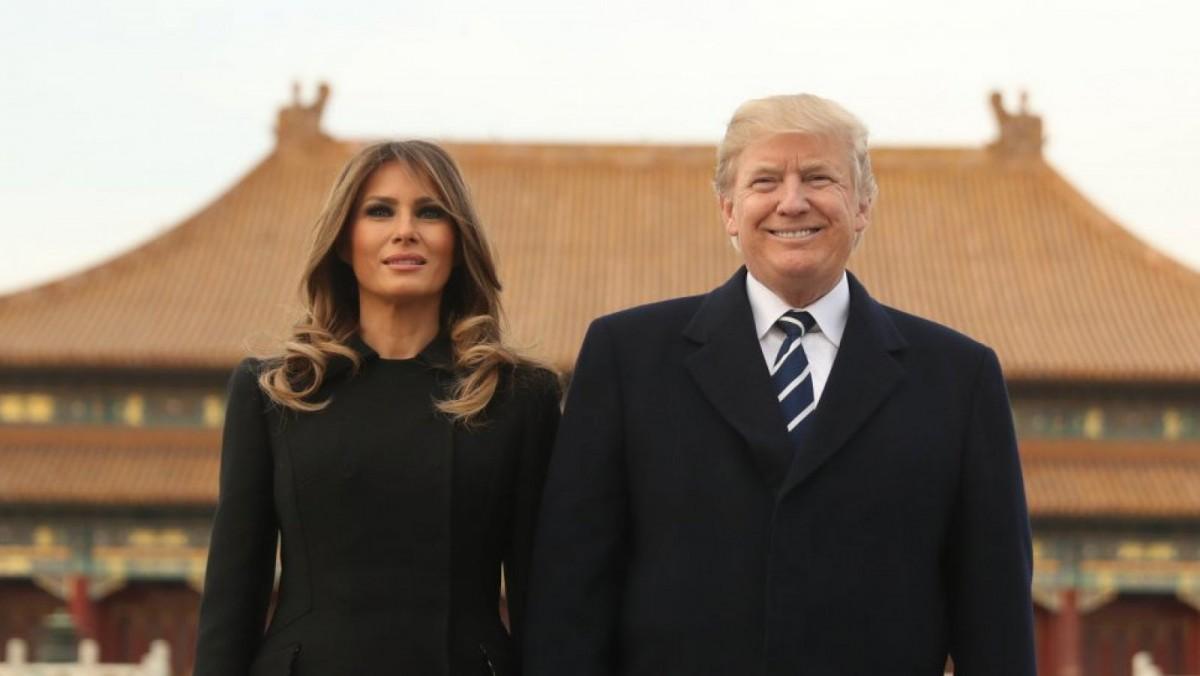 Se ha hablado mucho sobre la relación de Melania y su marido Donald Trump.