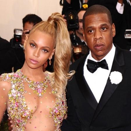 La pareja formada por Beyoncé Knowles y el rapero Jay Z