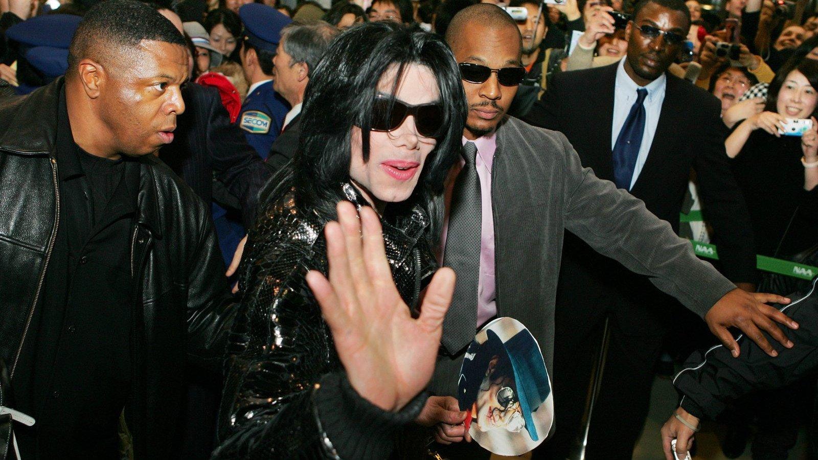Michael Jackson nunca dejó de ser el Rey del Pop, pero tuvo su declive.