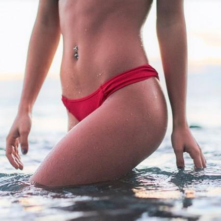Luce un vientre plano con estos ejercicios.