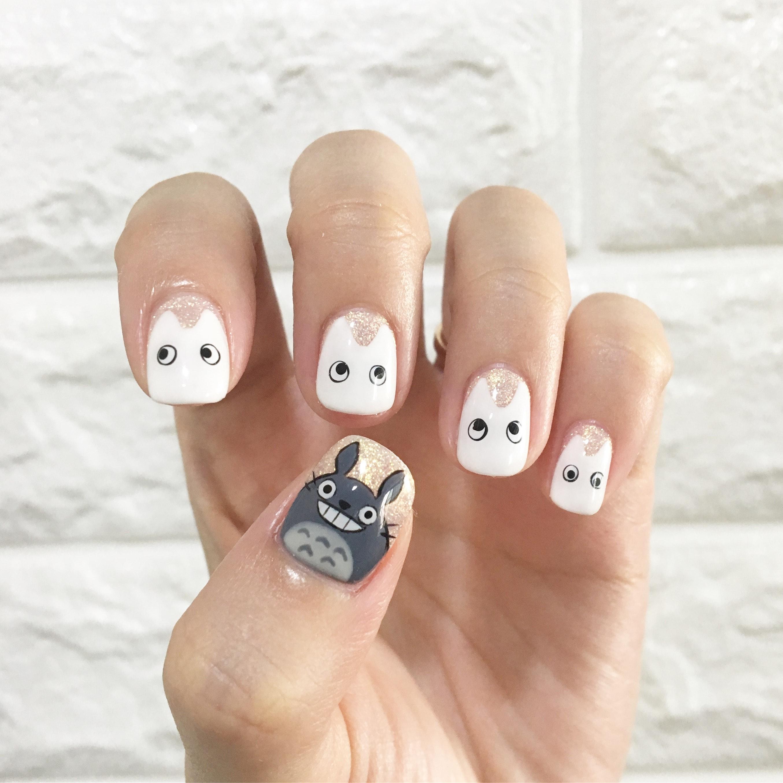 Formas de uñas tipo cuadrada