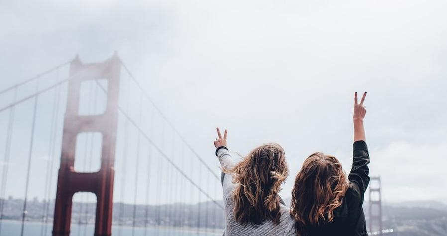 Viaje de amigas