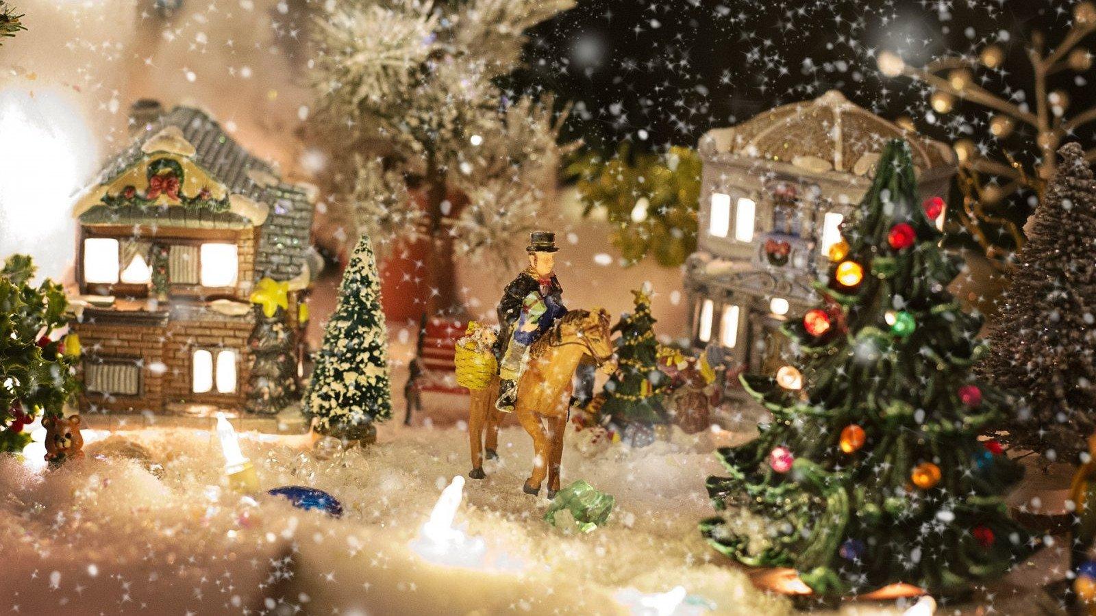 En estas ciudades la Navidad se vuelve todavía más mágica.