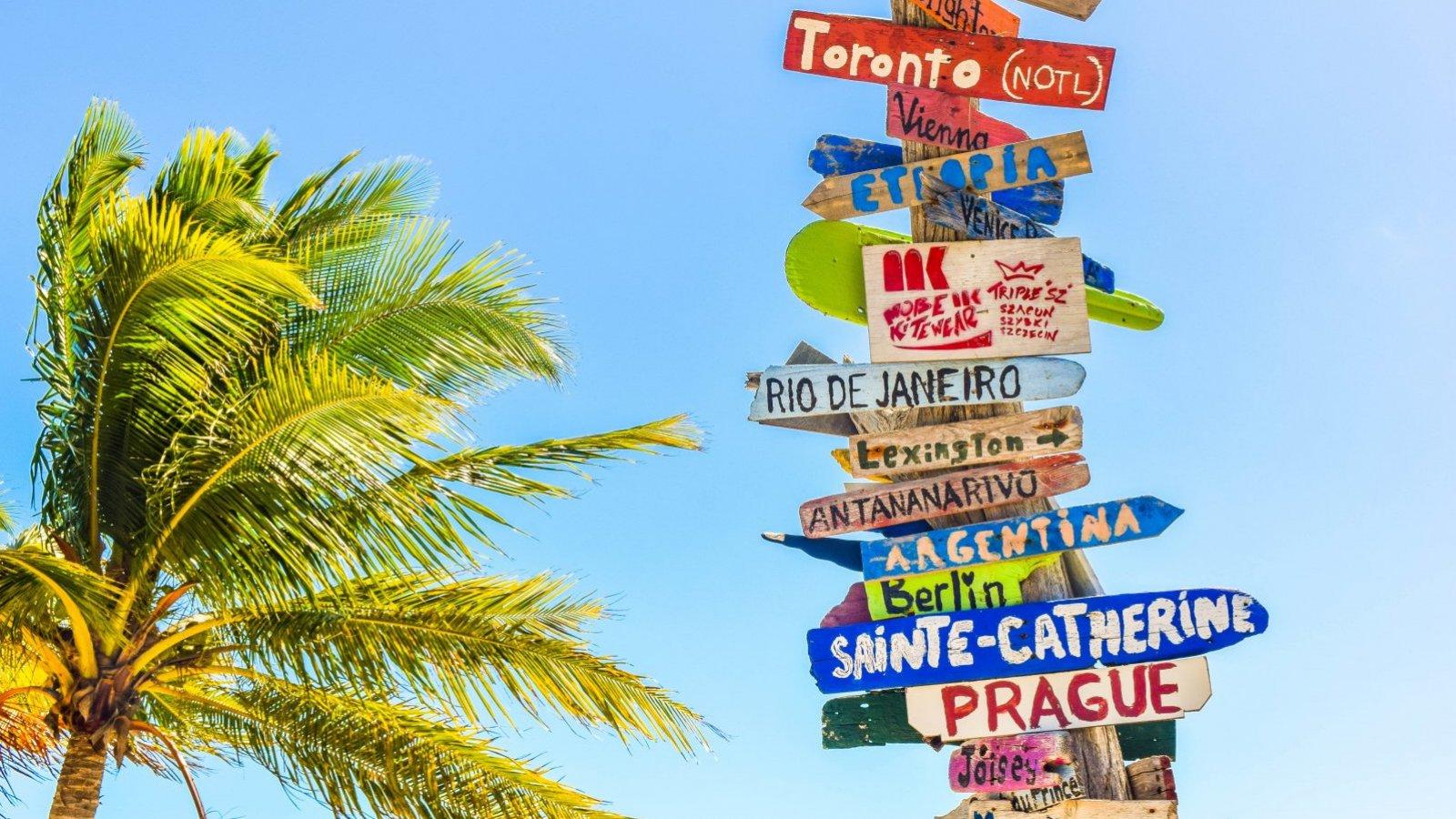 Hay destinos que son ideales para visitar fuera de temporada.