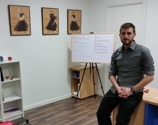 Iván Claver psicólogo