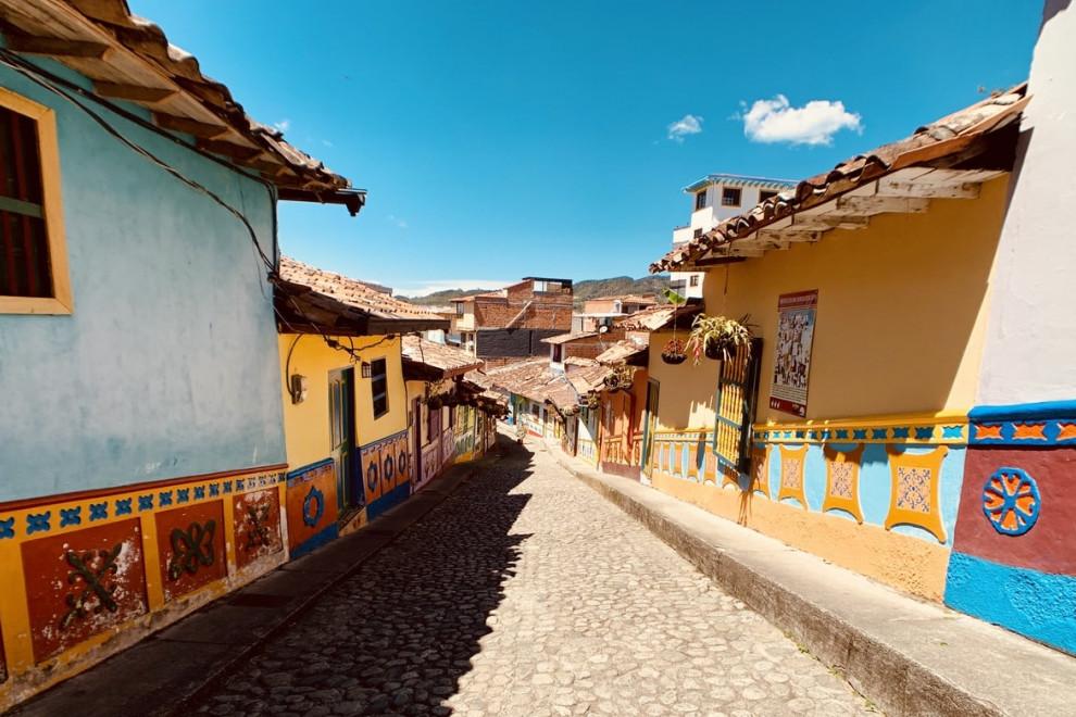 Leyendas colombianas