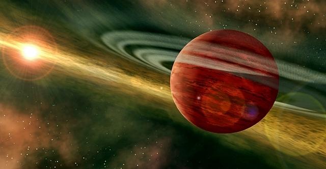HD 106906 b (El planeta que no debería existir)