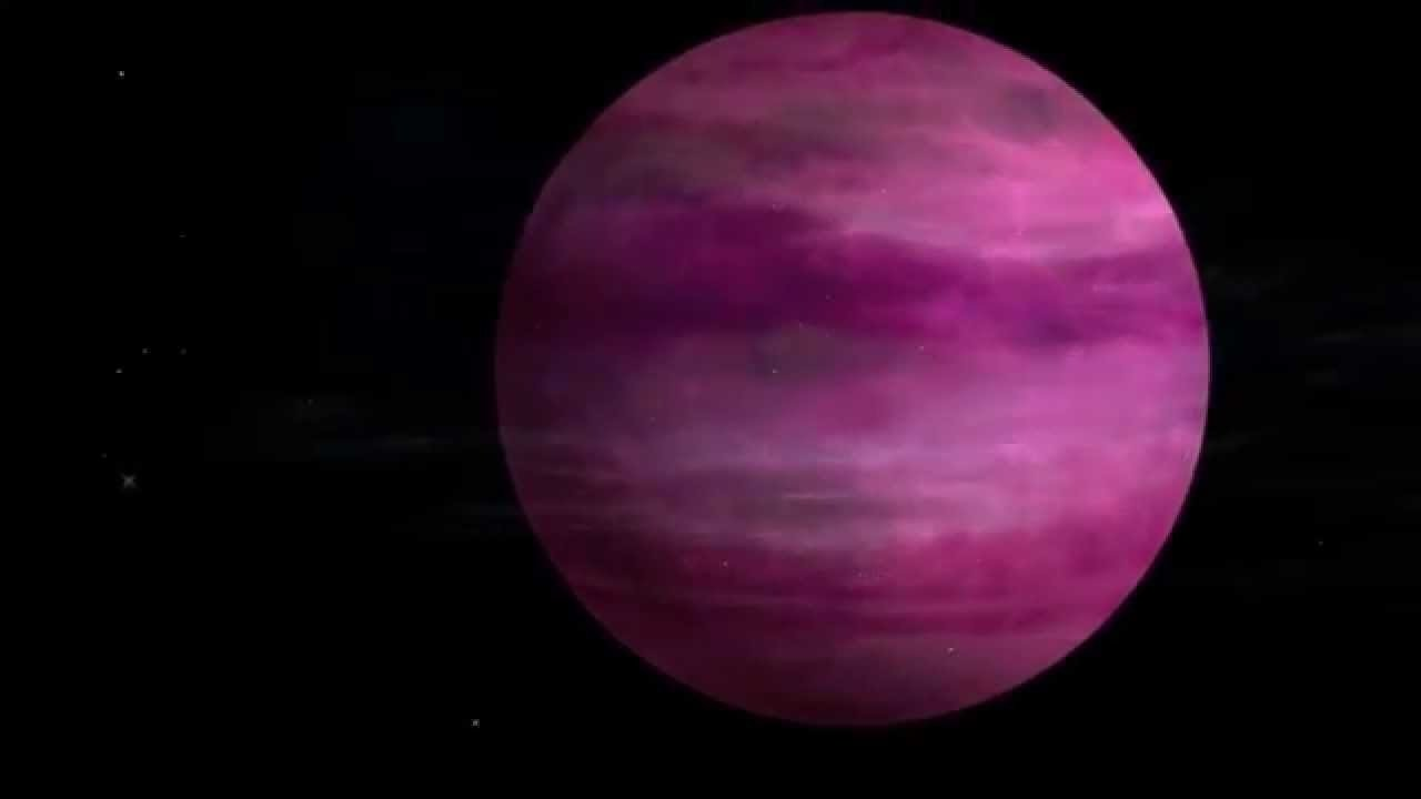 Planeta Rosa