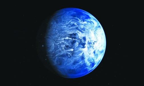 Planeta vidrio