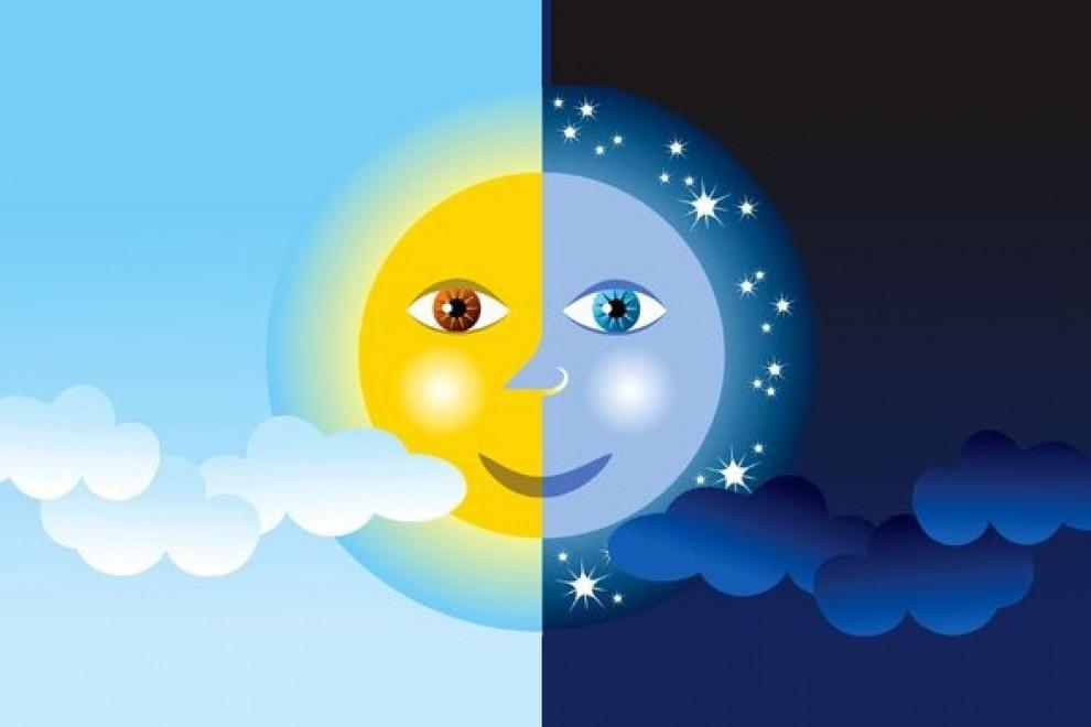 Leyenda sol y la luna