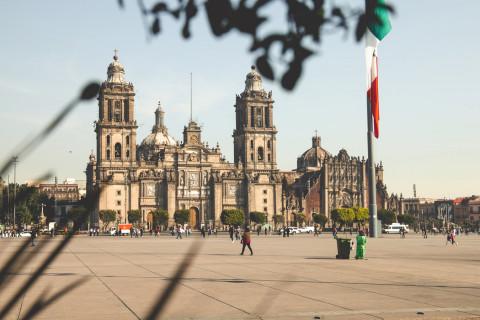 Barrios peligrosos México