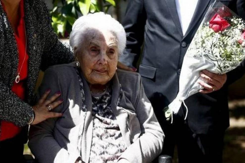 Ana Vela es la mujer más longeva de Europa y la tercera de más edad del mundo.