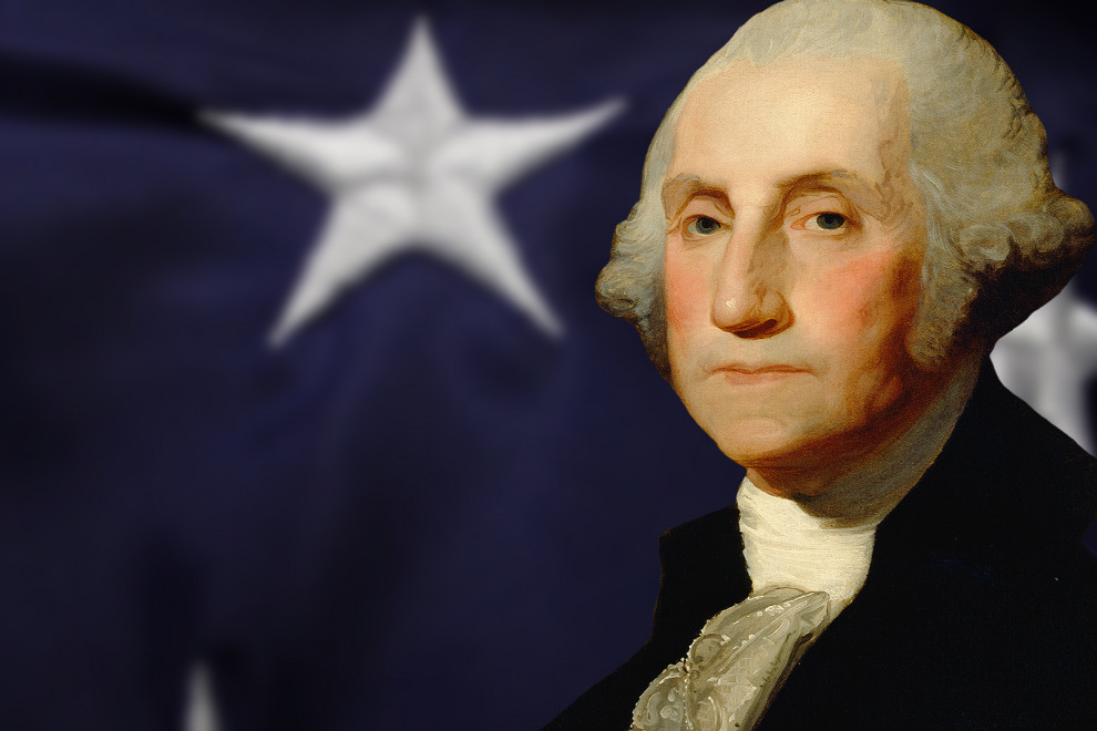 Frases George Washington