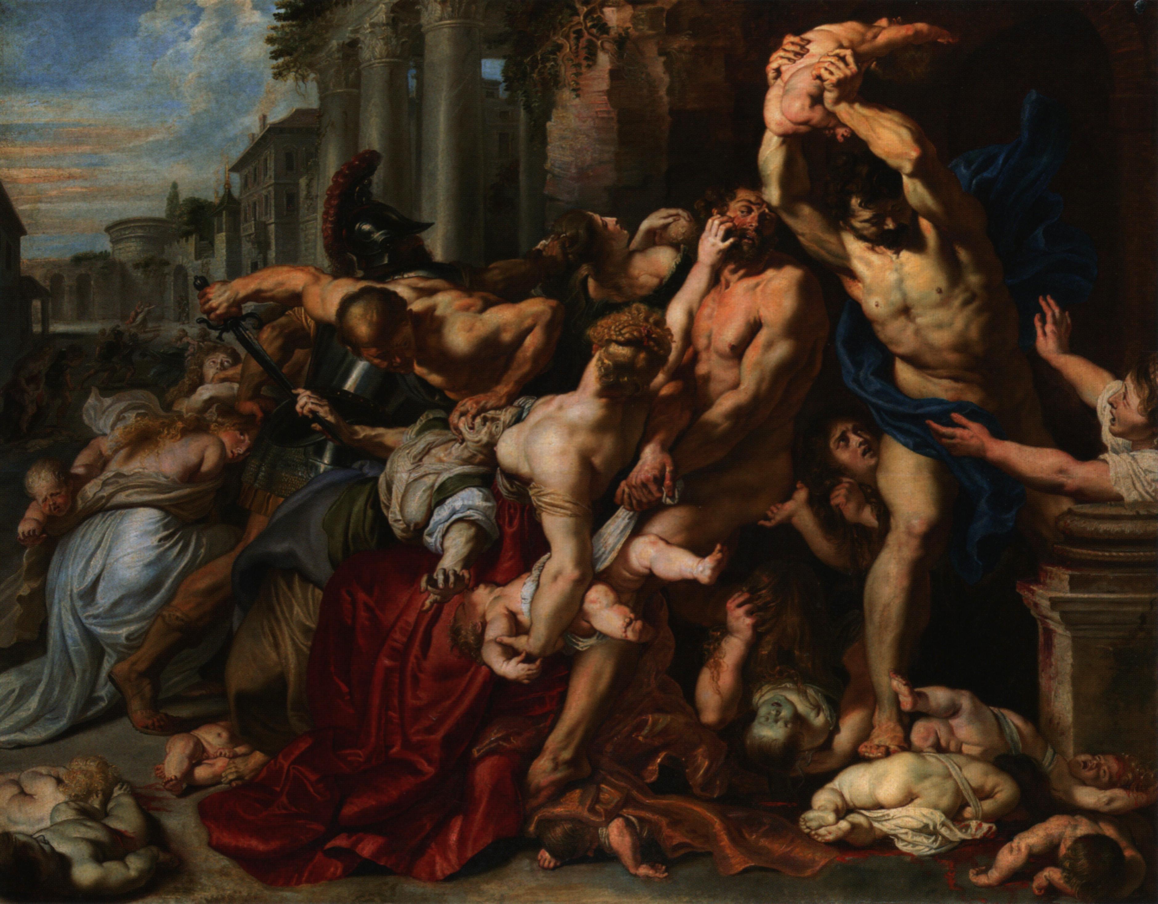 Masacre de los inocentes