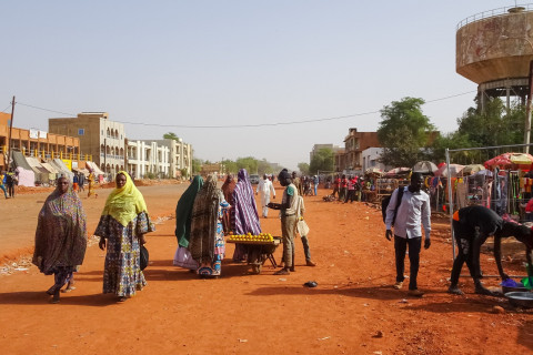 Países índice desarrollo humano más bajo