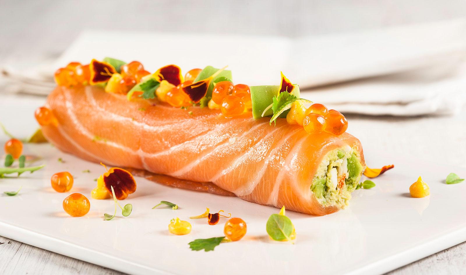 Farditos salmón