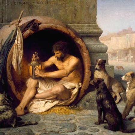 Las 85 mejores frases célebres de Diógenes de Sinope
