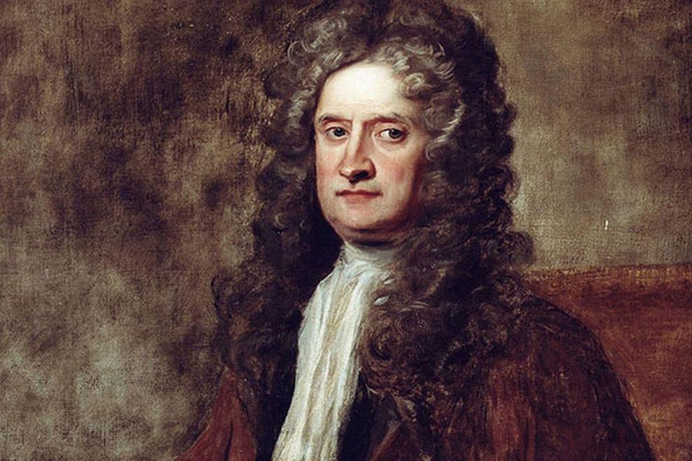 Frases Isaac Newton
