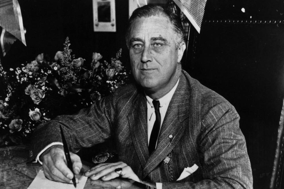 Frases Franklin Roosevelt