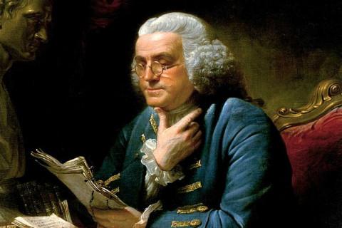 Frases Benjamin Franklin